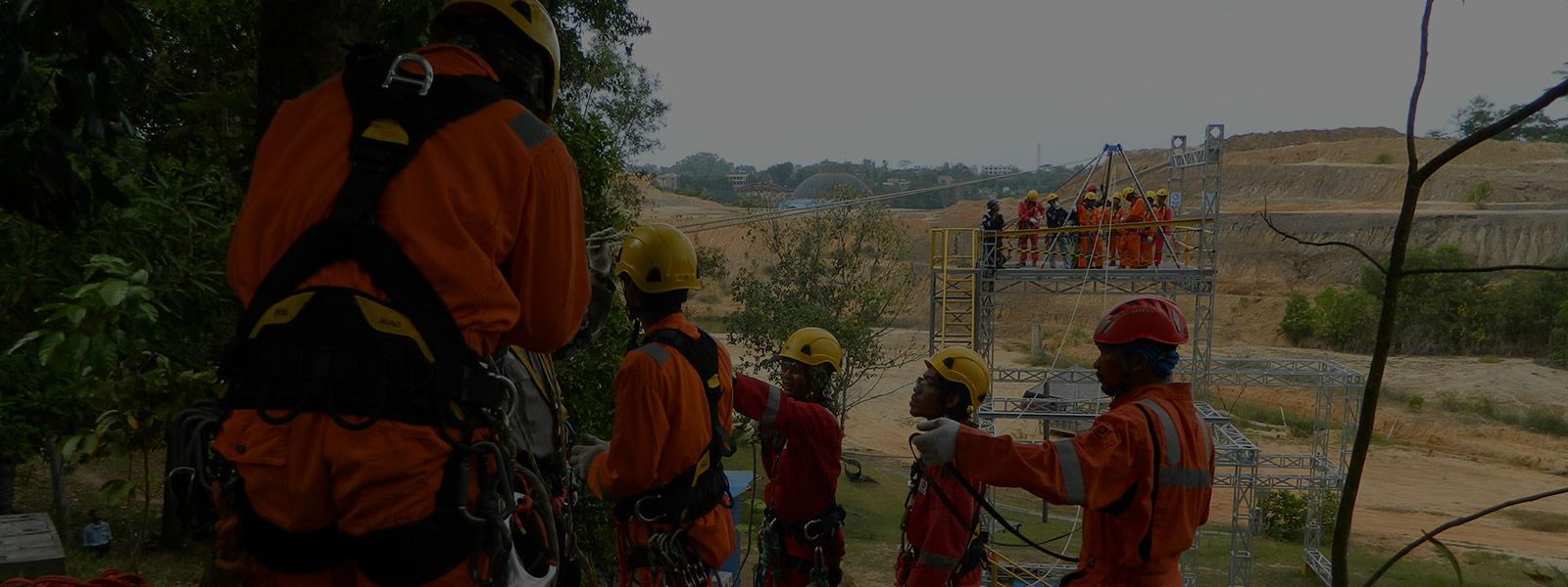 Vertical-Rescue-Training